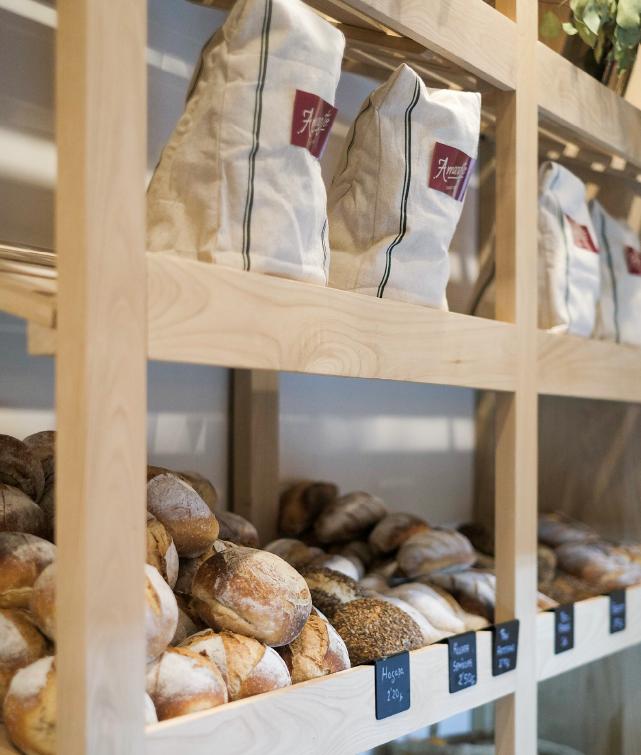 Nuestros panes sin gluten